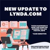 Lynda.com Update