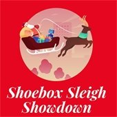 Shoebox Sleigh Showdown