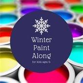 Winter Paint Along