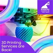 3D Printing is Back!