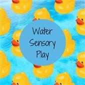 Water Sensory Play