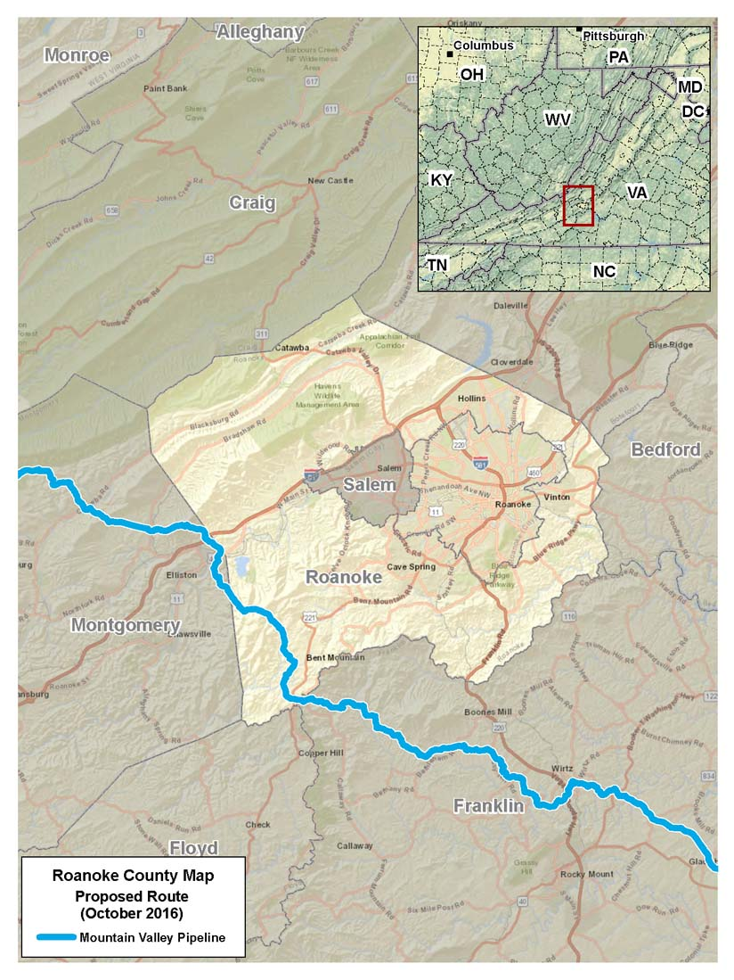 Overview   Roanoke County, VA - Official Website