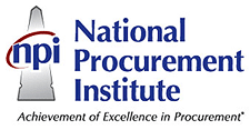 National Procurement Institute Achievement of Excellence in Procurement Opens in new window