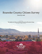 2016 Citizen Survey (PDF) Opens in new window