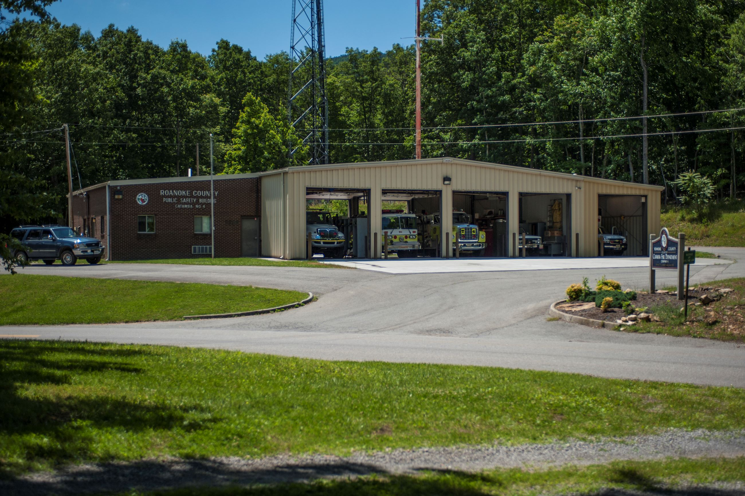 Catawba Fire & Rescue Station #4
