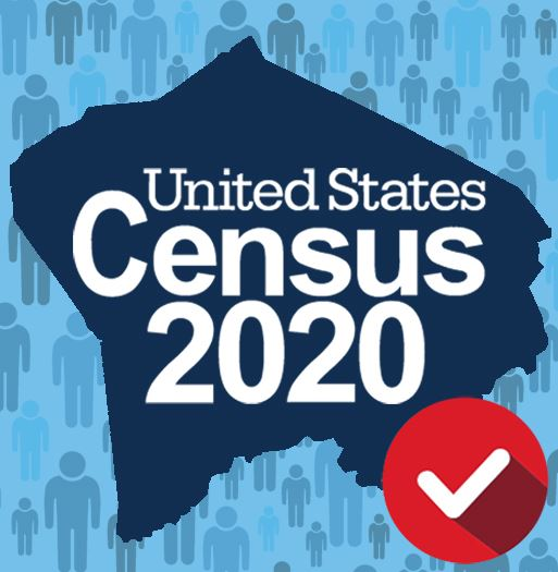 Census 2020 Website Button