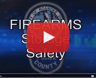 VIDEO HIGHLIGHTS Safe Firearms Storage