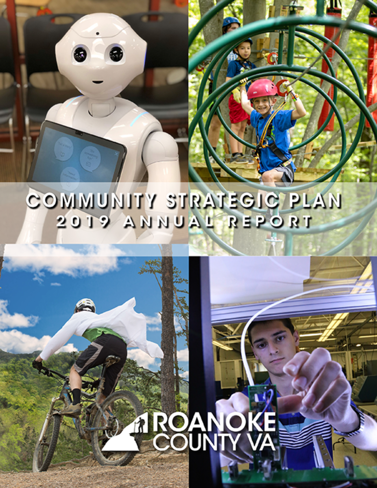 2019 Community Strategic Plan Annual Report