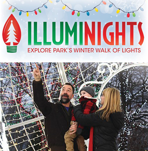 Illuminights at Explore Park