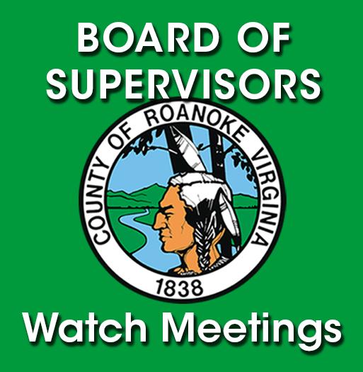 roanoke county board of supervisors