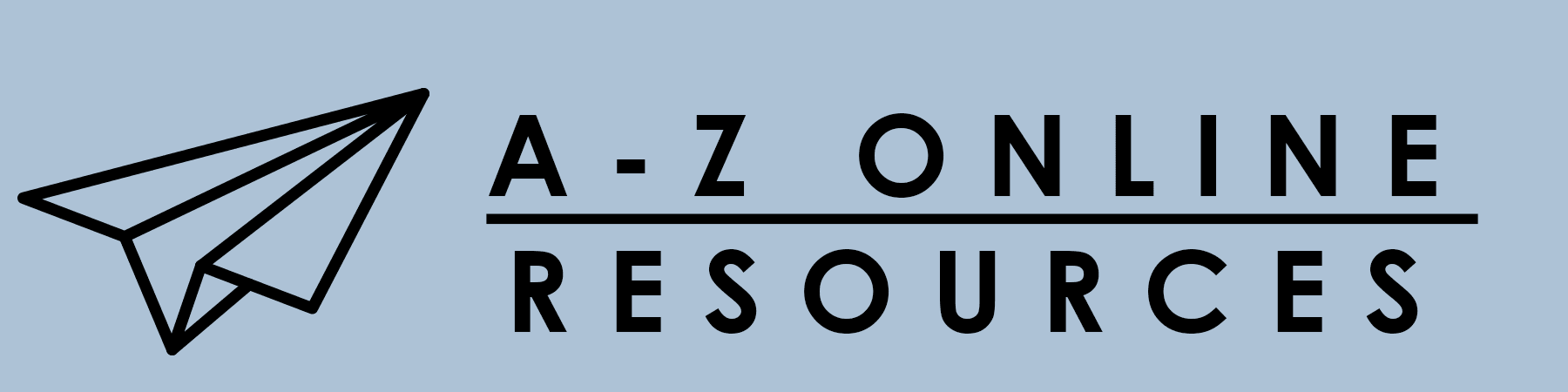 A to Z Online Resources