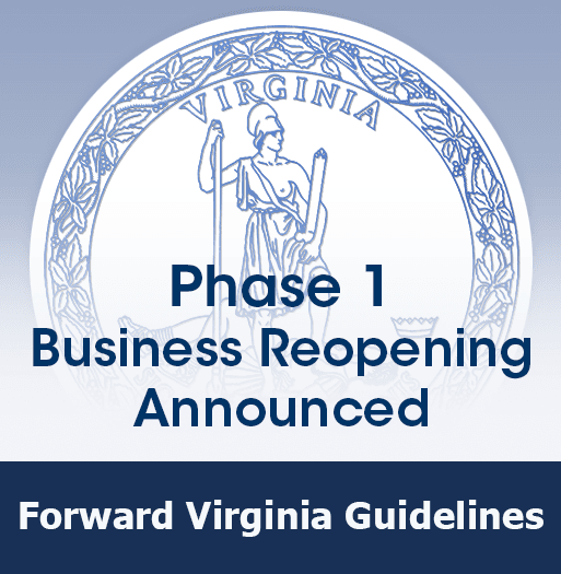 Phase 1 Reopening Announced