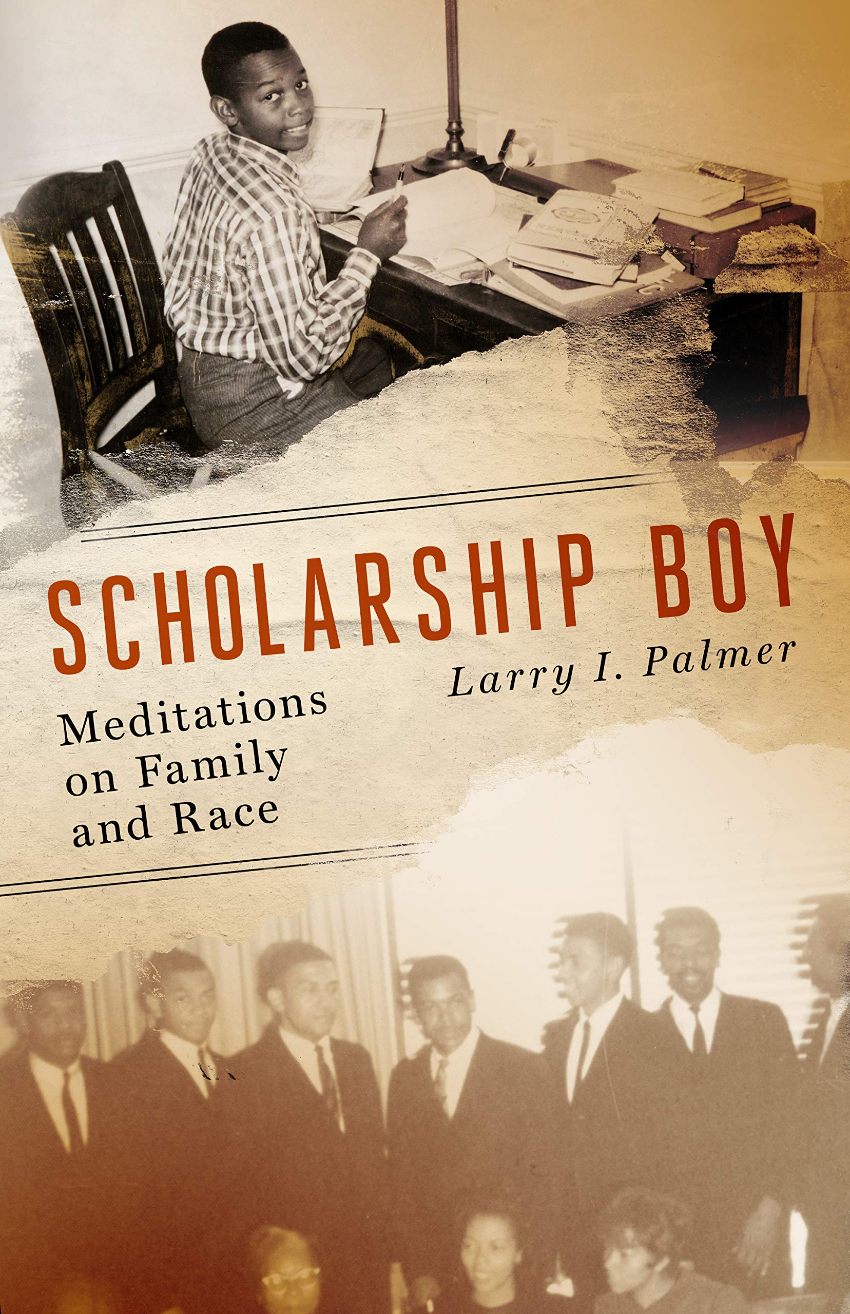 Scholarship Boy Book Cover