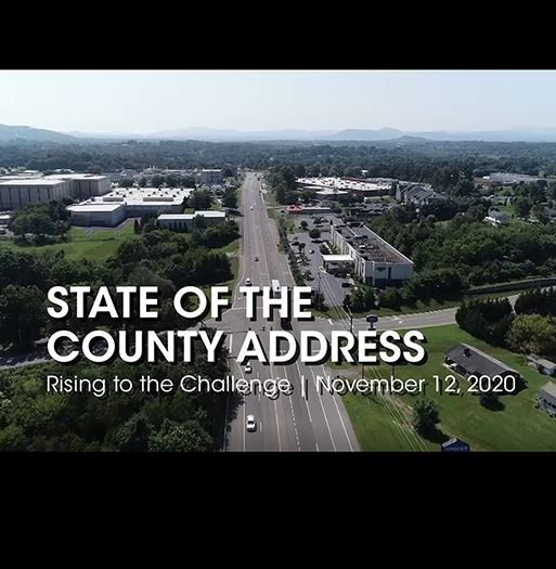 2020 State of the County Address Spotlight