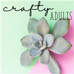 Crafty Adults - Succulents