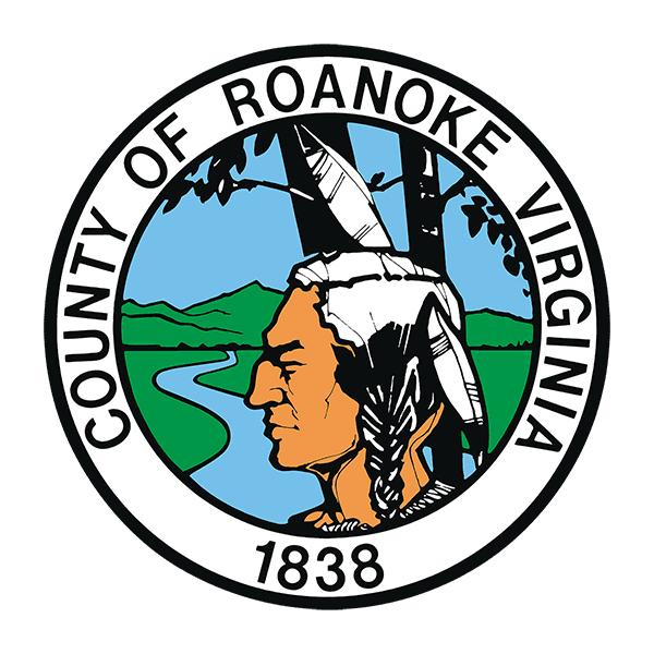 Official Roanoke County Seal