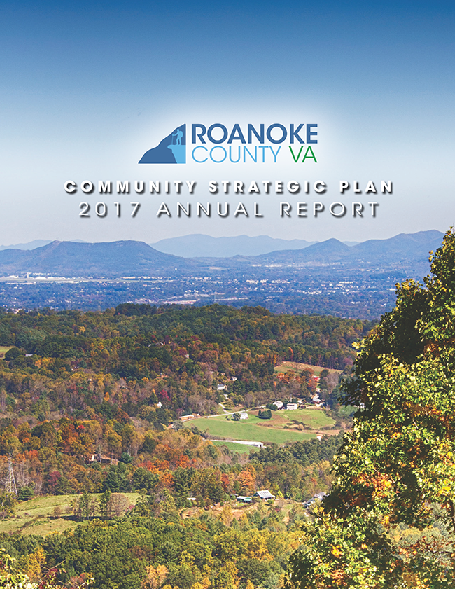 2017 Update Community Strategic Plan Front Cover Opens in new window