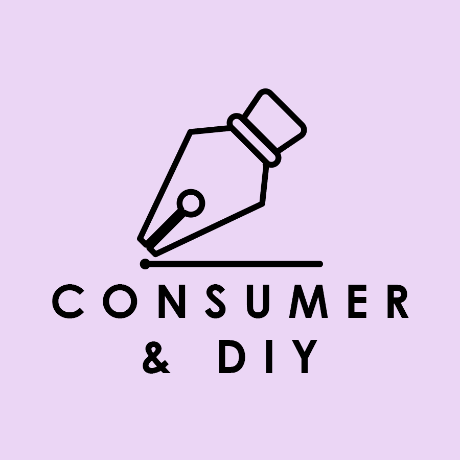 Consumer and DIY Databases Icon Opens in new window