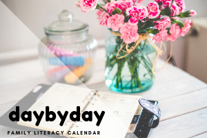 Day by Day Literacy Calendar Opens in new window