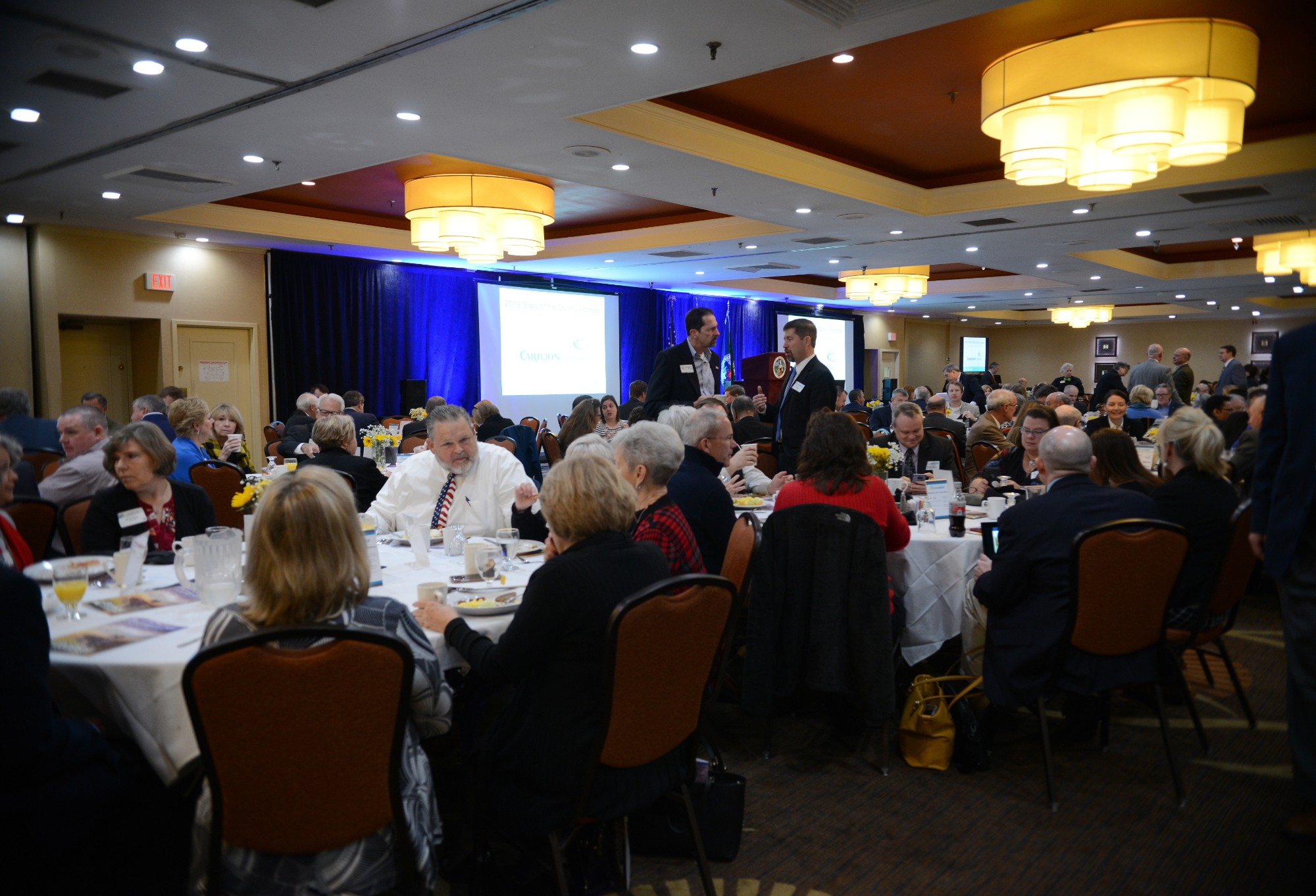 State of the County 40
