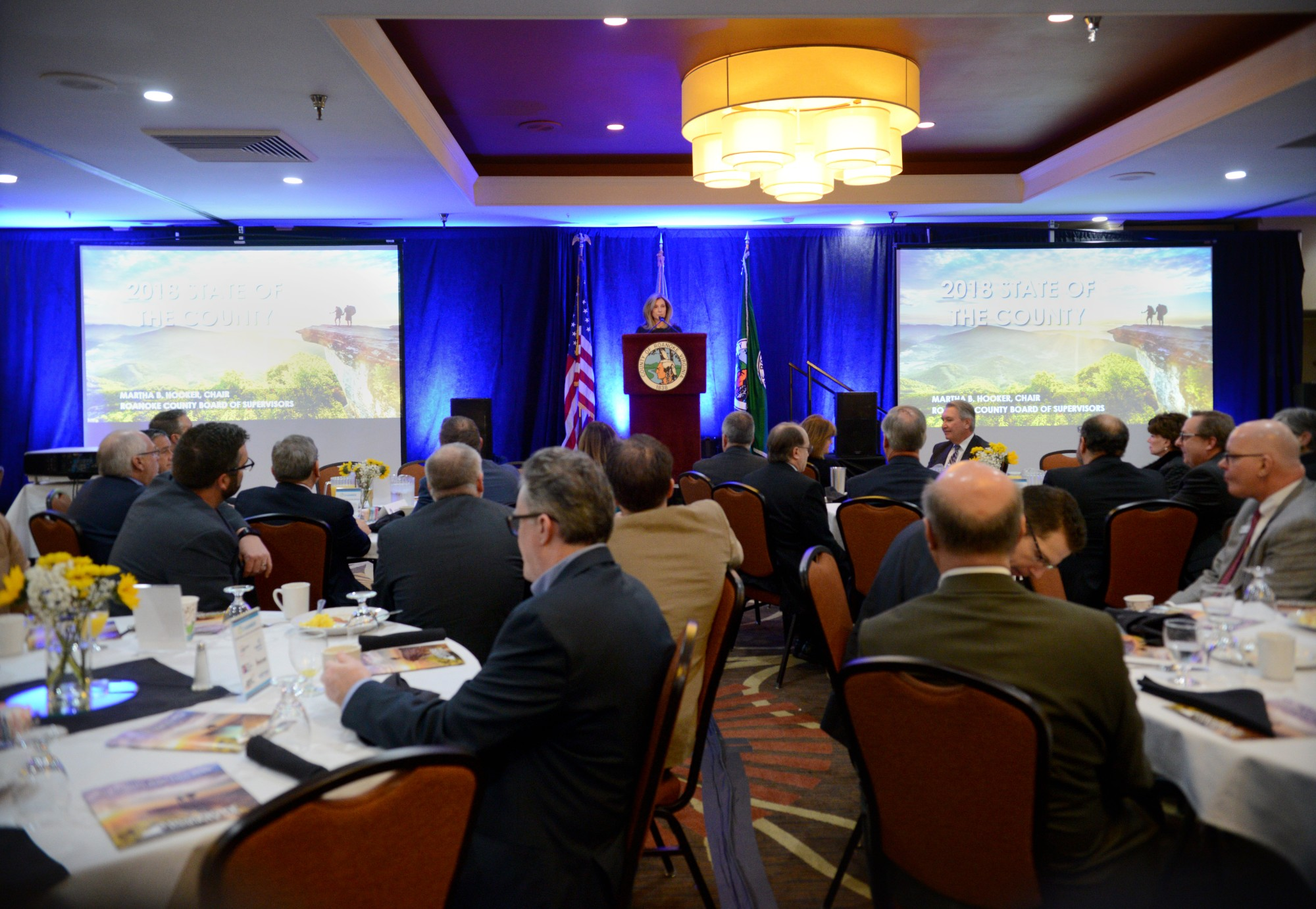 State of the County 50