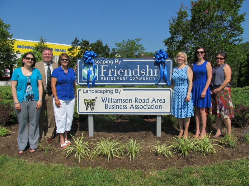 WRABA/Friendship Retirement Landscape Project