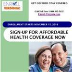 Enroll Virginia workshop