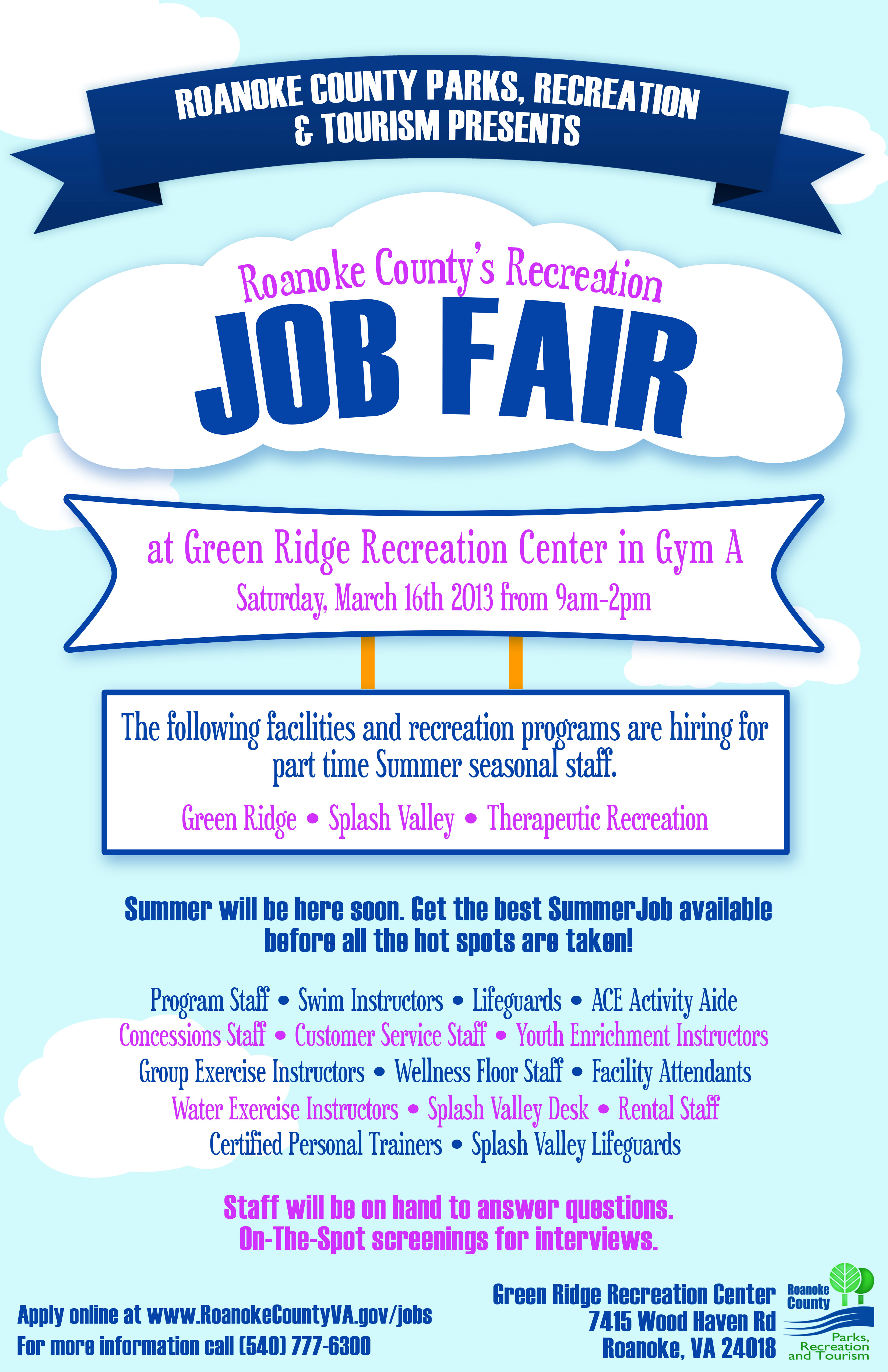 recreation job fair 2013.jpg