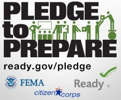 FEMA Pledge to Prepare