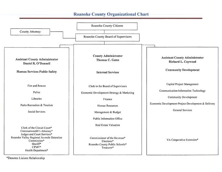 organizations roanoke