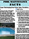 Pool Maintenance Facts