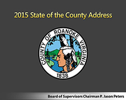 2015 State of the County