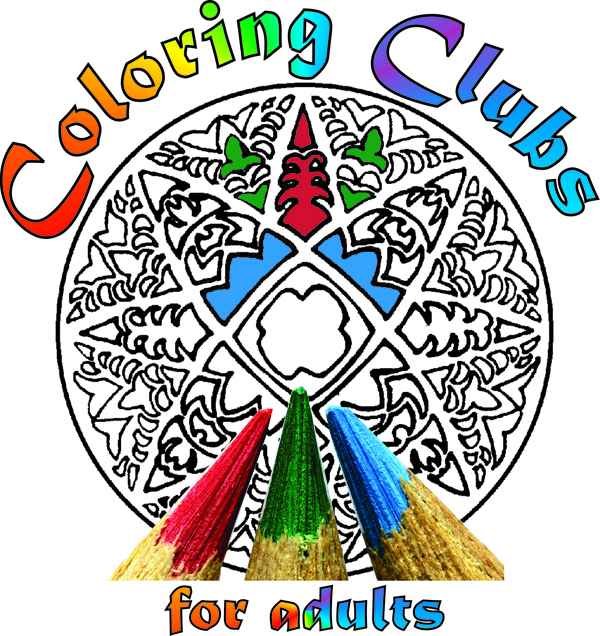 Coloring Clubs for Adults