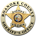 Roanoke County Badge